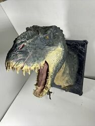 Weta Artworks V-rex Bust From King Kong 8th Wonder Of The World Limited Edition