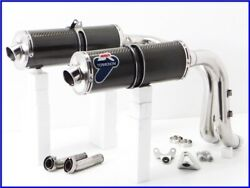 M4 S4r Ms4r Termignoni Oval Left And Right Out Slip-on Muffler S2r800/s2r1000