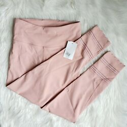 Nwt Fp Movement Size Xs By Free People Womens Genesis Pink Leggings Xs Bhfo 5059