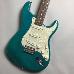 Fender Japan /st62 Ash Mh Stratocaster Used Electric Guitar St Type
