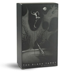 The Black Tarot Cards Deck By Da Brigh Black And And White Deck