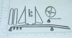 Ohlsson And Rice Tether Car Racer Replacement Parts Set Orp-1