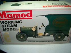 Mamod Working Steam Model Dv1   C Cab Delivery Truck