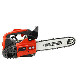 Easy Start Chain Saw Single-handed 25cc Gasoline Logging Saw Small Household