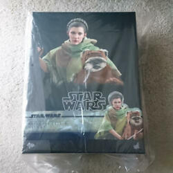 Star Wars Action Figures Vintage Hot Toys Leia And Wicket Access