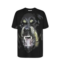 Givenchy Rottweiler Black Tshirt Size Xl 100 Authentic