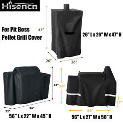 Heavy Duty Waterproof Grill Cover For Pit Boss Pbv5p1 Pb73550 700s 700d 820d