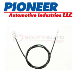 Pioneer Speedometer Cable For 1974-1975 Datsun 260z 2.6l L6 - Instrument Gk