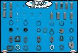 Drag Specialties Gasket Seal And O-ring Display For Fuel System 9903-0082