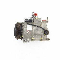 Air Conditioning Compressor For Nissan Gt-r R35 V6 12.07-10.10 92600jf01a