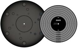 Oyaide Br-12 Turntable Mat Rubber Turntable Sheet From Japan