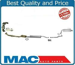 Exhaust System For Nissan Altima 2002-2004 2.5l Converters Resonator And Muffler