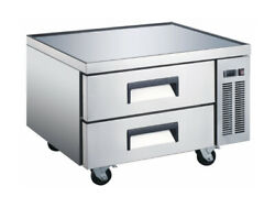 Falcon Food Service Acfb-36 36 Two Drawer Refrigerated Chef Base