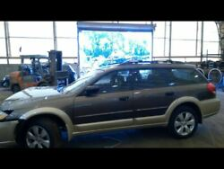 Automatic Transmission 2.5l Outback Right Hand Side Fits 08 Legacy 4350673