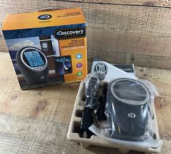 Discovery Expedition Wireless Projection Weather Station TESTED