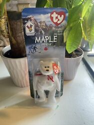 Maple The Bear Ronald Mcdonald House Charities Ty Collectibles