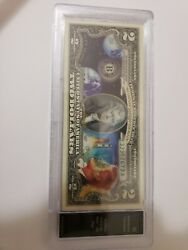 2 Jfk Note Authenticated Uncirculated
