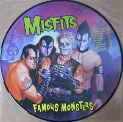 Misfits – Famous Monsters 1999 Roadrunner Records Vinyl Picture Disc Holland