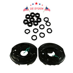 High Quality Set Left And Right Of 10 X 2-1/4 Trailer Electric Brake Assembly