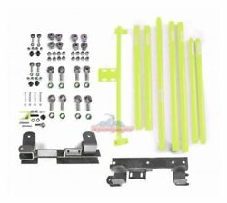 Steinjager Long Arm Suspension Upgrade Kit-gecko Green For Jeep Tj J0046861
