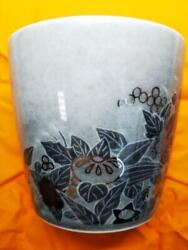 Color Picture Light Ink Ink Repellent Four Seasons Flower Cup Imaemon