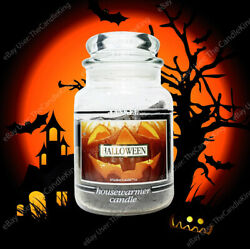 Yankee Candle - Halloween - Pre-owned - Scratches On Front Label - Ultra Rare
