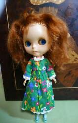 Blythe Kenner Blythe Vintage Red Brown Hair 1972 Kenner Corp. From Japan Rare
