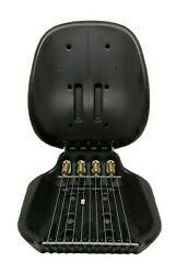 Attwood Boat Helm High Back Seat Shell 98140-1 Spring Grid Suspension