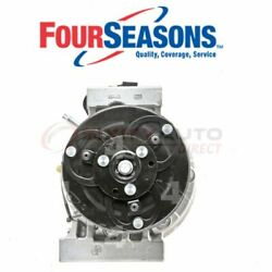 Four Seasons Ac Compressor For 2016 Volvo Xc70 - Heating Air Conditioning Tq