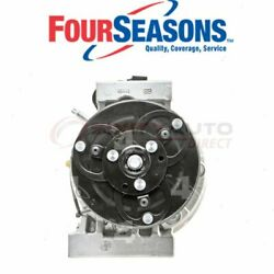 Four Seasons Ac Compressor For 2016 Volvo S60 Cross Country - Heating Air Zw
