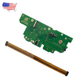 Left Button Motherboard Key Board With Ribbon Wire For Nintendo Switch Ns Lite