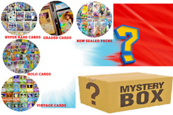Pokemon Japanese Mystery Box - Sealed Booster Packs Holos Graded Cards + More