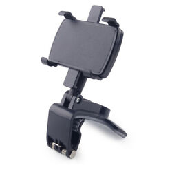 New 360° Car Dashboard Mount Gps Cell Phone Holder Stand Clamp Clip Accessories