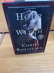 Hour Of The Witch A Novel By Chris Bohjalian English Hardcover Book Free Ship