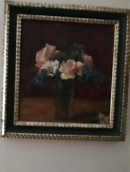 Oil Painting By Vermont Artist Tom Clark Signed Original