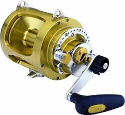 Tica Trident W 2-speed Big Game Reels - Uk Stock With Tracked Next Day Delivery
