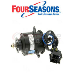Four Seasons Cooling Fan Motor For 1986-1987 Toyota Corolla 1.6l L4 - Engine Mn