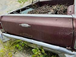 Tailgate Chevy Chevelle El Camino 64 65 66 67 Freight Ship Or Free Local Pickup