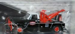 BLACK 1970 CHEVY C 30 TOW TRUCK PICKUP LIMITED EDITION DIECAST 1 64 SCALE DCP