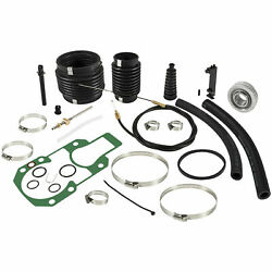 Transom Seal Bellows Kit With Lower Shift Cable For Mercruiser Alpha One Sei