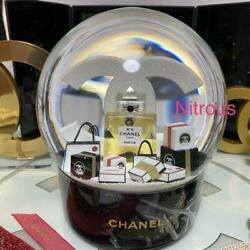 Snow Dome Snow Globe Large Size Oversized 2019 Display Electric 180/ak