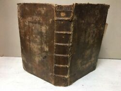 Rare - The History Of The Quakers By William Sewel - 1st Edn - London 1722