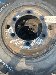 4 Forklift 7.00x15 Forklift Tires From Hyster 80xm , 7.00 X 15