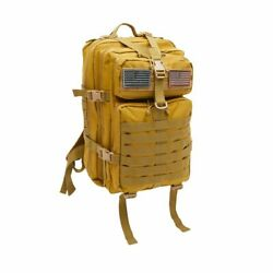 Military Tactical Backpack for Men Hiking and Trekking Pack 12 x 20 Inches $30.99