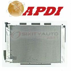 Apdi Radiator For 2004-2006 Lexus Rx330 - Cooler Cooling Antifreeze Coolant Th