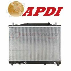 Apdi Radiator For 2004-2007 Cadillac Cts - Cooler Cooling Antifreeze Coolant Xw