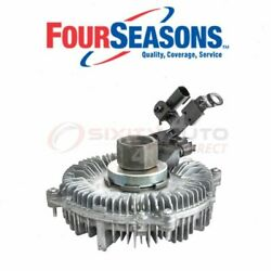 Four Seasons Engine Cooling Fan Clutch For 2011-2018 Ford F-350 Super Duty - Ts