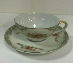 Vintage Mikasa Windsor Castle Set Of Tea Cups And Saucers - Discontinued
