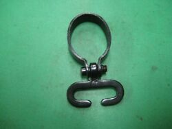 Rs-remington Springfield 1903a3 Stack Swivel And Band - Blue - Us Military - Nos