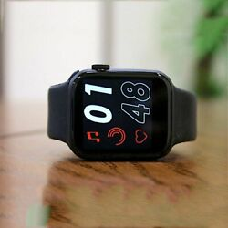 2021 Pro Smart Watcht500+ Hiwatch Call Dial Series 6 Android Apple Watch Uk Fast